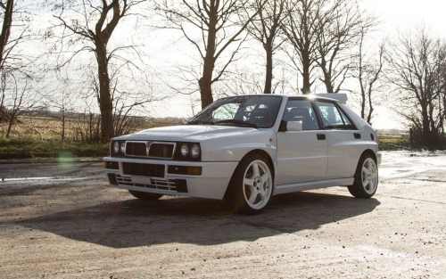 Lancia Delta HF Integrale Evolution 2